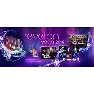 nightlosers. Petreceri de Revelion la Hotel Vega din Mamaia alaturi de Vega Band, Nightlosers si Directia 5