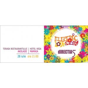 hotel vega mamaia concert directia 5. Directia 5 la Vega: 28 iulie, 8 si 18 august