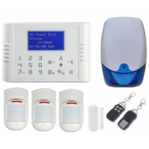 alarma wireless. Sistem de alarma wireless GSM Safer Touch