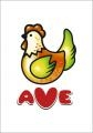 Branzas a creat Ave, brandul de pui vesel şi prietenos