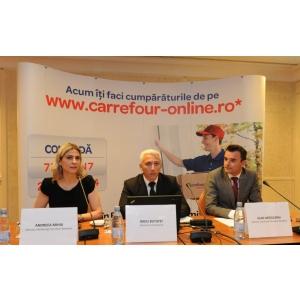 grupul eikona. www.carrefour-online.ro