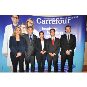 marcă proprie carrefour. Conferinta Carrefour