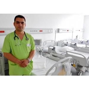 camere implantabile. Dr. Marius Prăzaru, medic specialist ATI în cadrul OCH