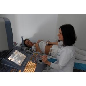 ecografie. Ş.L. Dr. Carmen Ciufu, medic specialist imagistică și radiologie la Ovidius Clinical Hospital
