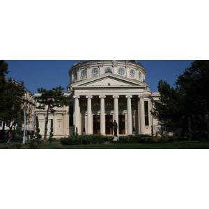 tendinte in turism 2012. ateneul Roman - Bucuresti