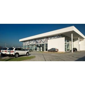 Showroom Motor AG - exterior