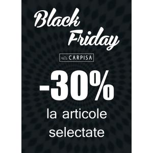 De Black Friday-ul american, gentile italiene Carpisa au preturi romanesti