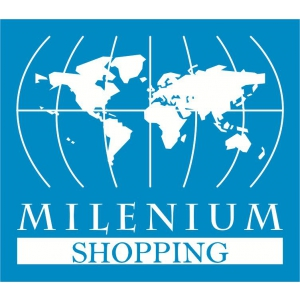 Milenium Shopping Logo