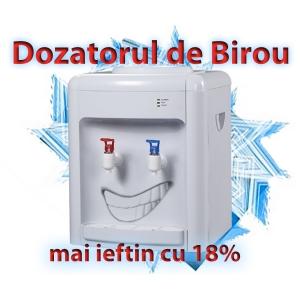 Preturi mai mici cu 18% la dozatorul de apa cu compresor
