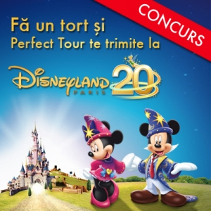 Perfect Tour. Perfect Tour trimite o clasă de elevi la Disneyland Paris