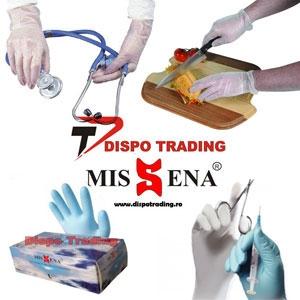 Dipo Trading distribuie in Romania o gama larga de manusi de unica folosinta
