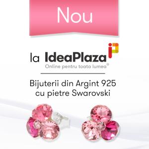 bijuterii argint. Nou la IdeaPlaza - Bijuterii de Argint cu Cristale Swarovsky