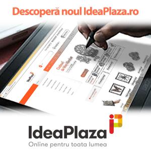 magazin online ideaplaza. Noul magazin online Ideaplaza.ro a devenit: Online pentru toata lumea