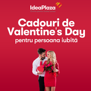 Tendinte de Valentine's Day 2016 pentru magazinul online IdeaPlaza.ro