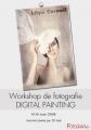 body painting. 'Digital painting' cu  Lilya Corneli