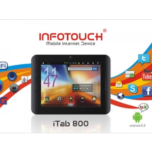 3G. Tableta pc InfoTouch iTab 800 3G