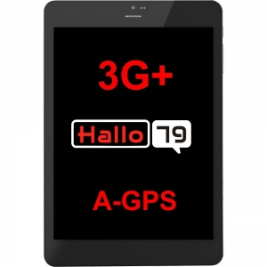 InfoTouch va prezinta tableta iTab Hallo 79 3G - all-in-one!