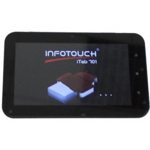 itab 701. tableta PC Infotouch iTab 701