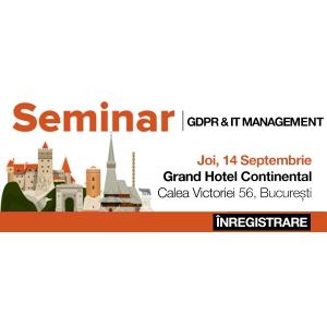 conformitate. Conformitate GDPR, IT Management și optimizarea resurselor