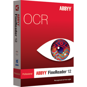 abbyy finereader. ABBYY FineReade 12 Box