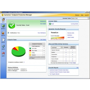 Total Protection. Symantec Endpoint Protection 12