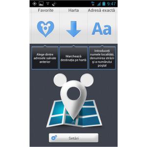 geomarketing. Scurtătura – soluţie de navigaţie gratuită pe smartphone-uri