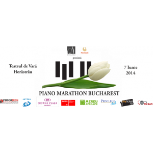 piano. Piano Marathon Bucharest