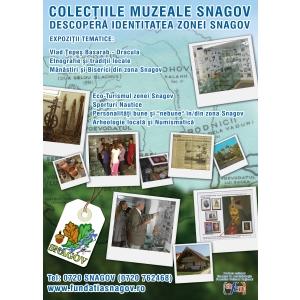 Fundatia Snagov. COLECTIILE MUZEALE SNAGOV - Descoperiti identitatea Zonei Snagov: Expozitie deschisa si Circuit Cultural in Zona Snagov