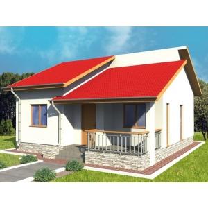 Cea mai vanduta casa for Casa la tara ieftina