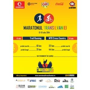 Maratonul Transilvaniei 2014 - 2 probe, 4 trasee, un singur eveniment