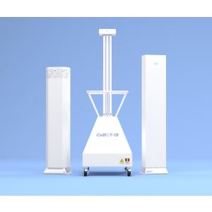 Sisteme dezinfecție aer și suprafețe cu radiații ultraviolete. Made in Romania.