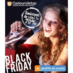 cadouri black friday. cadouri Black Friday