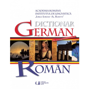 roman. dictionar german roman