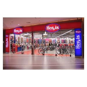 al treilea sector. Cel de-al treilea magazin Hervis din vestul țării se deschide acum  la Shopping City Deva